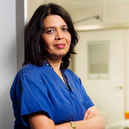 Professor Geeta Nargund CREATE Fertility Founder