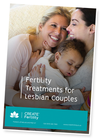 Human artificial insemination for lesbian couples