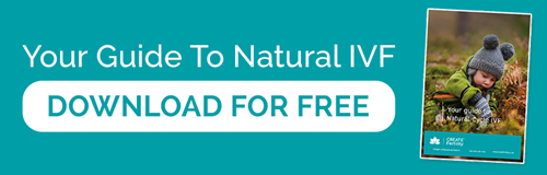 Free Natural IVF guide